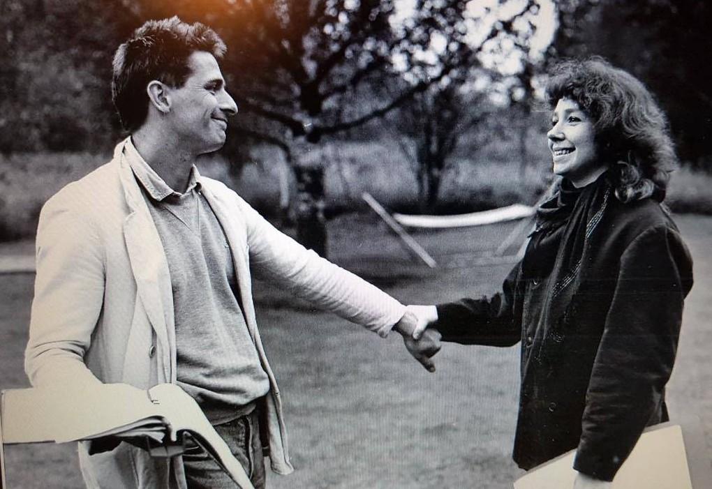 Viraspelen med Ole Forsberg 1985